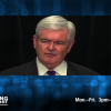 Newt Gingrich Endorces Mitt Romney