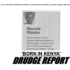 16 Years of Truth and 5 Years of Lies about Obama's Birthplace