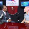 Dr. Terry Lakin Visits the Manning Report Studio