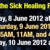 The Healing Revival Removing Stress Fear and Alone Sicknesses