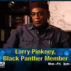 Black Panther Larry Pinkney Slams Obama as a Man Without a Soul