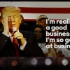 Donald Tribulation Trump Is Only Two Steps Above A Used Car Salesman
