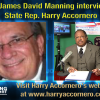 Dr. Manning Interviews New Hampshire State Rep. Harry Accornero