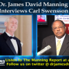 Carl Swensson Takes Obama To Court For Real