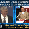 Dr. James David Manning Interviews Mark Thompson