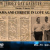New Jersey Gay Gazette: Obama And Christie In Love Again
